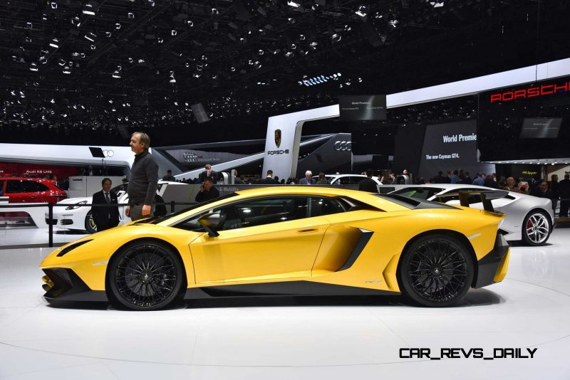 Geneva 2015 Galleries - The ITALIANS! Lamborghini, Ferrari, Maserati and Alfa Romeo 51