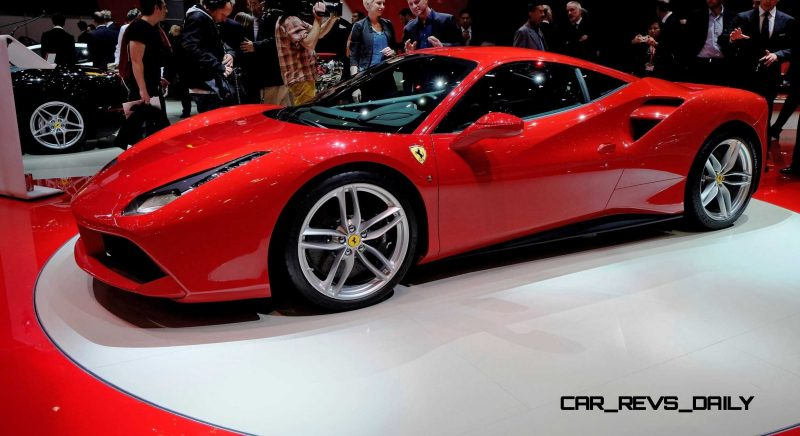 Geneva 2015 Galleries - The ITALIANS! Lamborghini, Ferrari, Maserati and Alfa Romeo 6