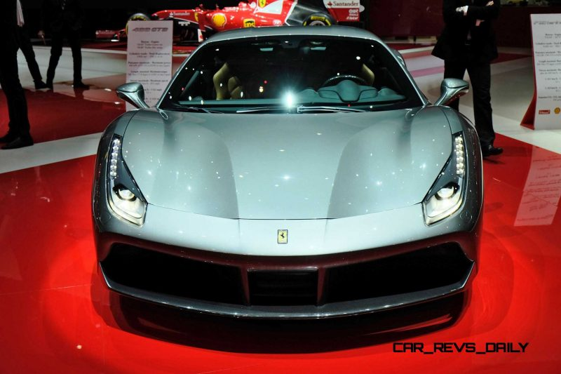 Geneva 2015 Galleries - The ITALIANS! Lamborghini, Ferrari, Maserati and Alfa Romeo 8