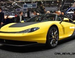 Geneva 2015 Gallery – 2015 Ferrari Sergio by Pininfarina + 2016 488GTB