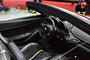 Geneva 2015 Gallery - 2015 Ferrari Sergio by Pininfarina  18