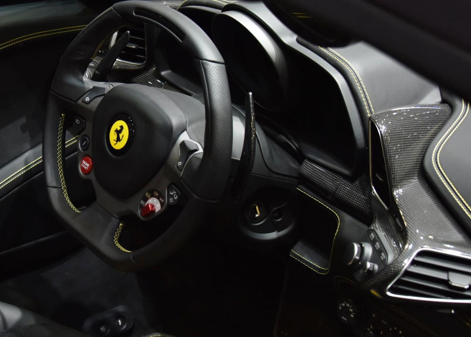 Geneva 2015 Gallery - 2015 Ferrari Sergio by Pininfarina  19