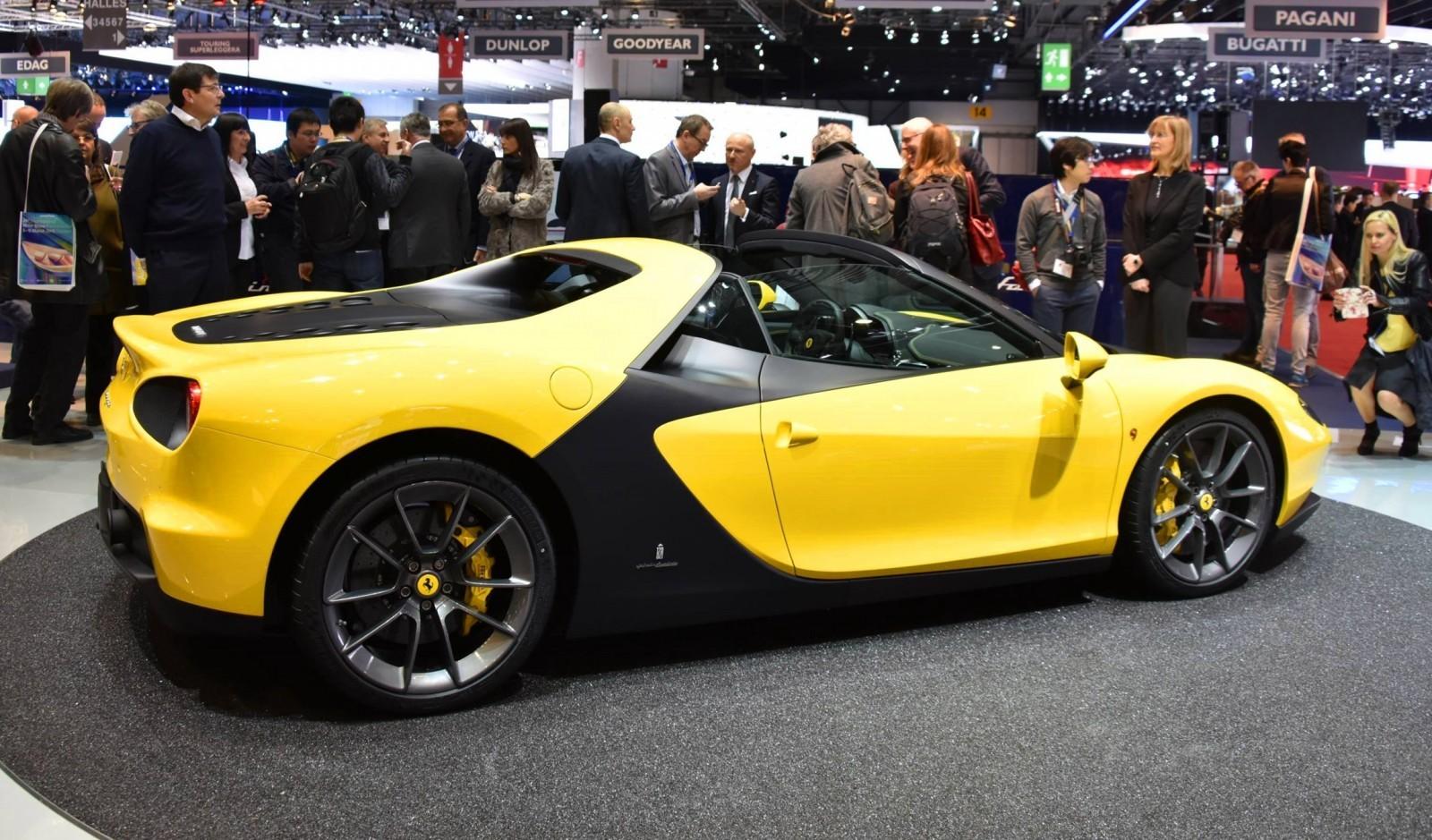 Geneva 2015 Gallery - 2015 Ferrari Sergio by Pininfarina  2
