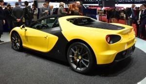 Geneva 2015 Gallery - 2015 Ferrari Sergio by Pininfarina  8