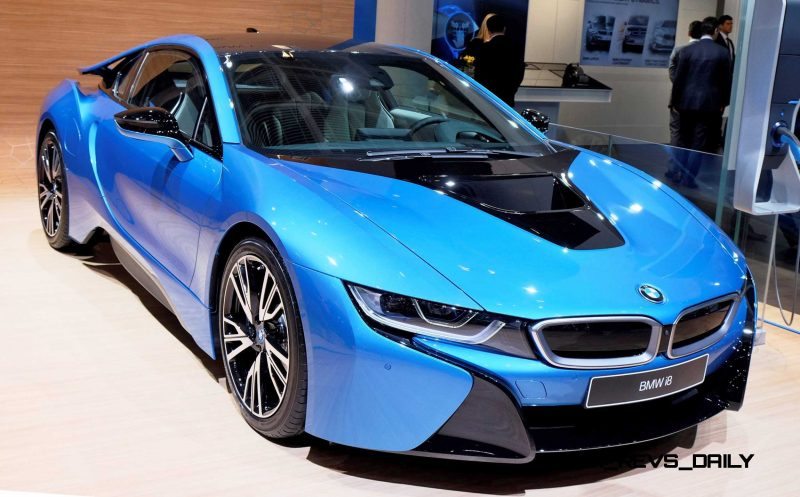 Geneva 2015 Gallery - BMW Stand In 40 Photos 11