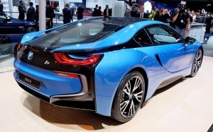Geneva 2015 Gallery - BMW Stand In 40 Photos 12