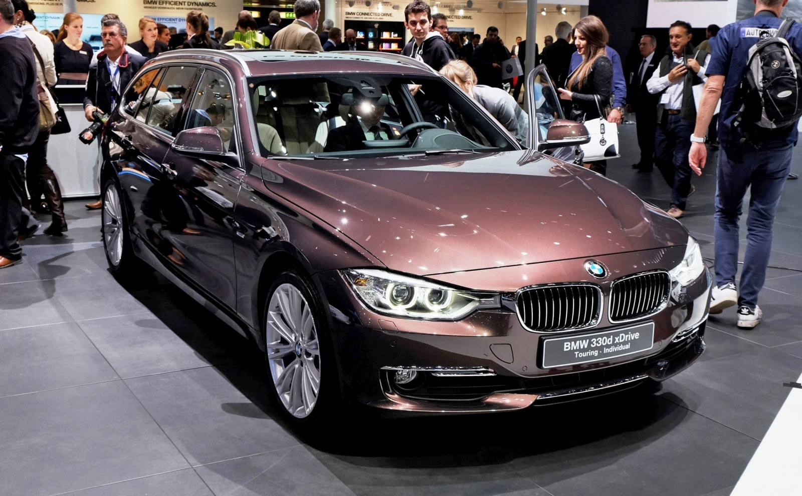 Geneva 2015 Gallery - BMW Stand In 40 Photos
