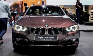 Geneva 2015 Gallery - BMW Stand In 40 Photos 19