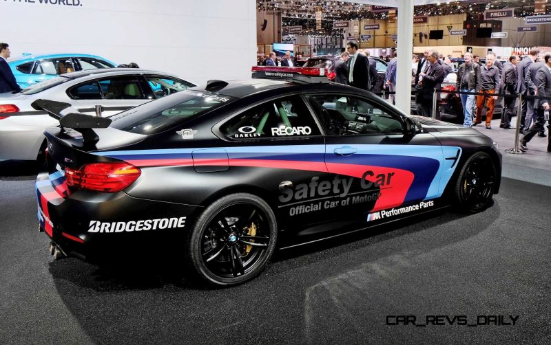Geneva 2015 Gallery - BMW Stand In 40 Photos 2