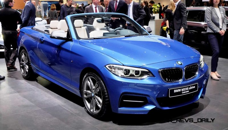 Geneva 2015 Gallery - BMW Stand In 40 Photos 22