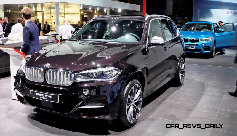 Geneva 2015 Gallery - BMW Stand In 40 Photos 25