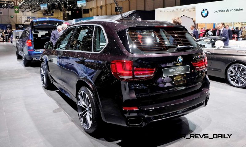 Geneva 2015 Gallery - BMW Stand In 40 Photos 27