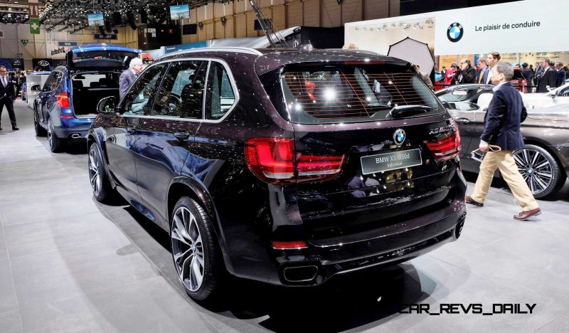 Geneva 2015 Gallery - BMW Stand In 40 Photos 28