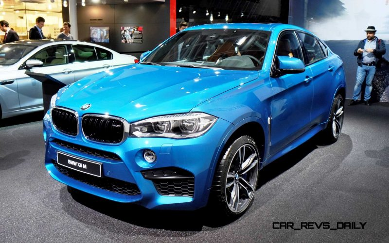 Geneva 2015 Gallery - BMW Stand In 40 Photos 29