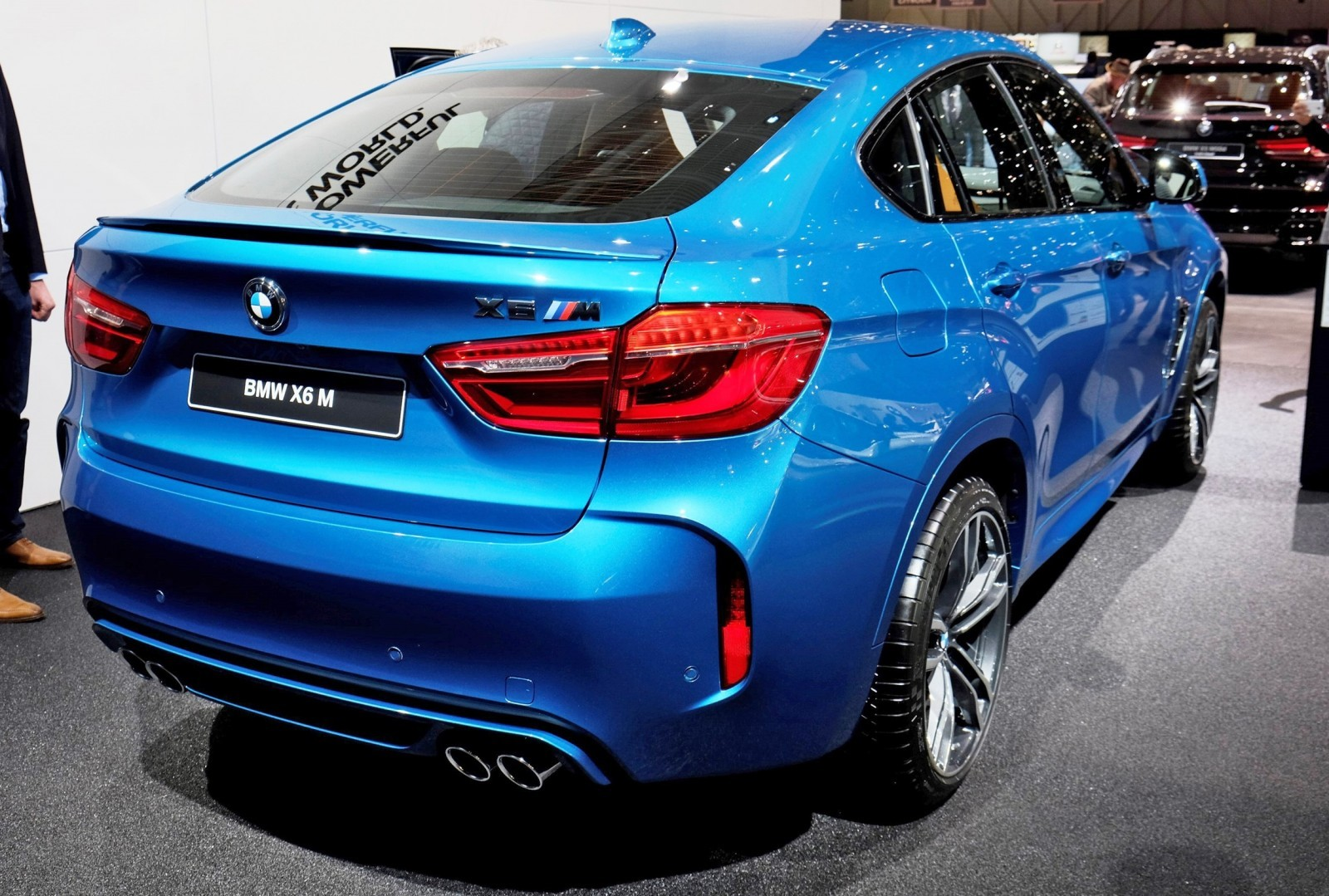 Geneva 2015 Gallery - BMW Stand In 40 Photos 31