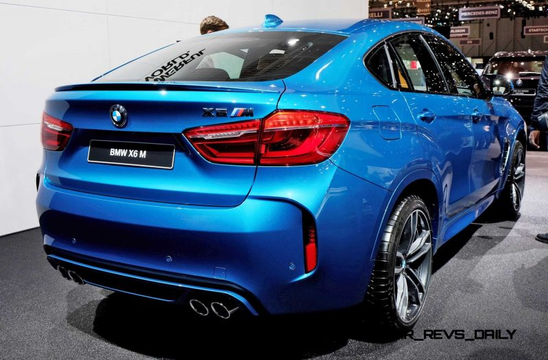 Geneva 2015 Gallery - BMW Stand In 40 Photos 32