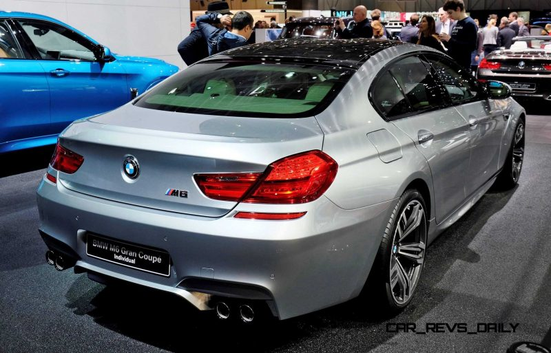 Geneva 2015 Gallery - BMW Stand In 40 Photos 33