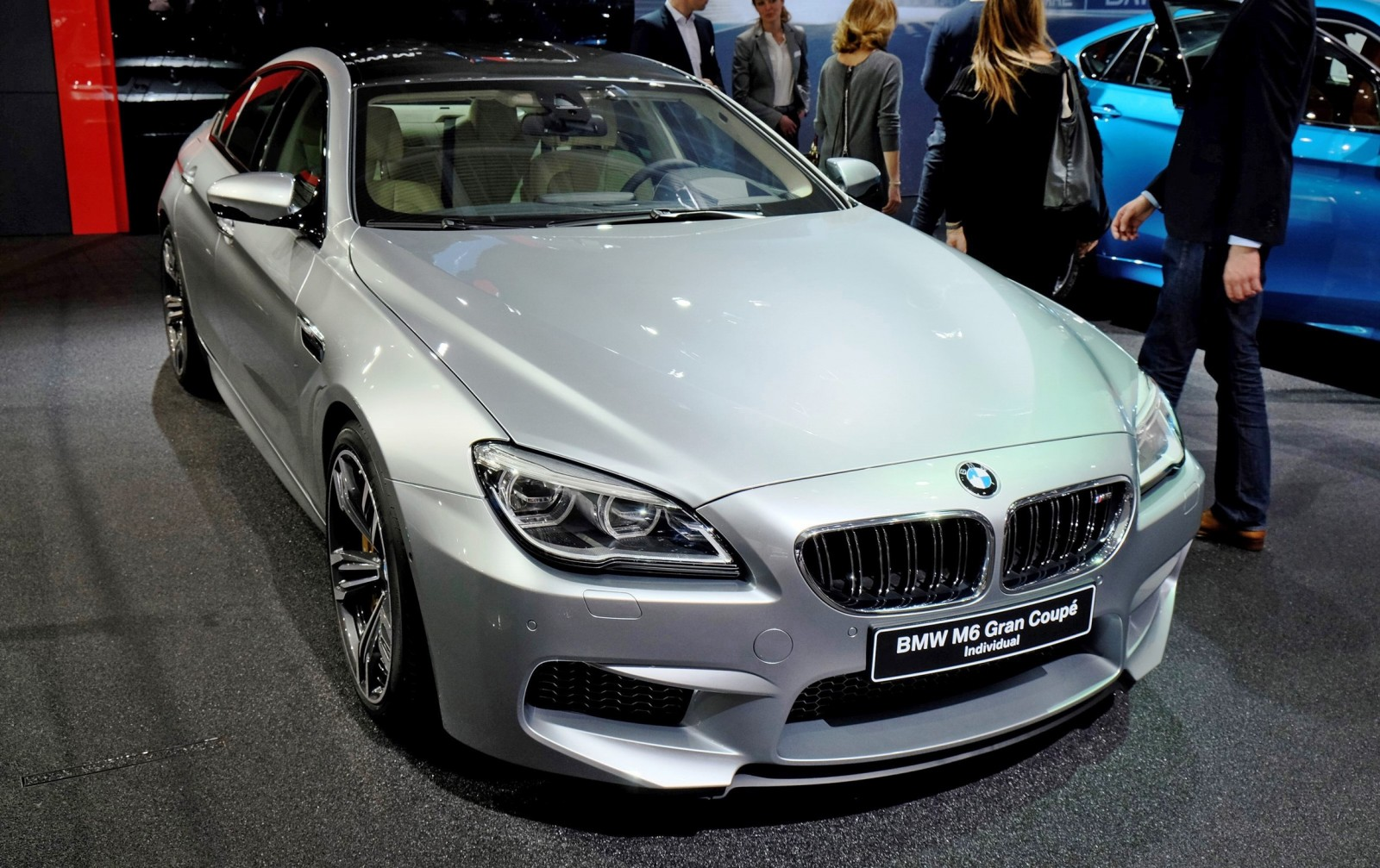 Geneva 2015 Gallery - BMW Stand In 40 Photos 35