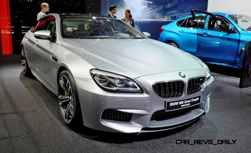 Geneva 2015 Gallery - BMW Stand In 40 Photos 36