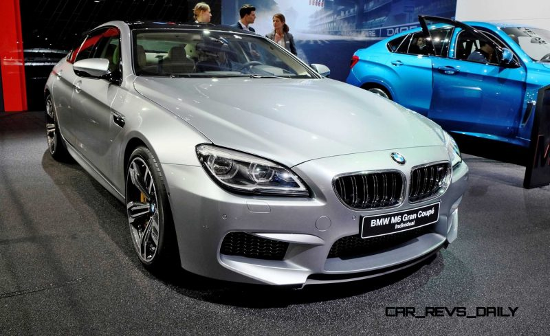 Geneva 2015 Gallery - BMW Stand In 40 Photos 37