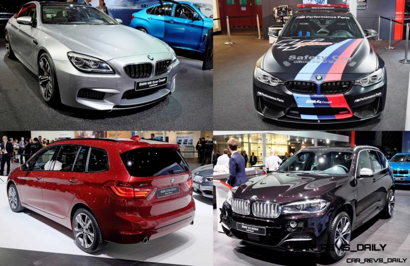 Geneva 2015 Gallery - BMW Stand In 40 Photos 38