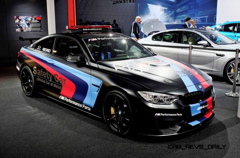 Geneva 2015 Gallery - BMW Stand In 40 Photos 4