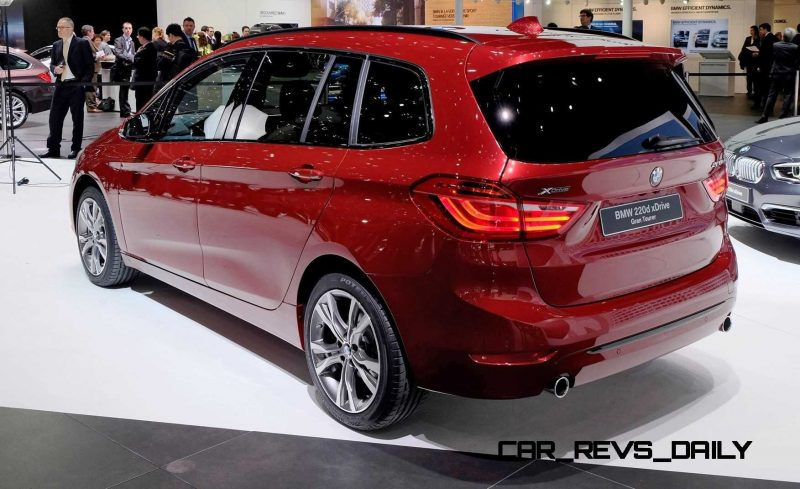 Geneva 2015 Gallery - BMW Stand In 40 Photos 6