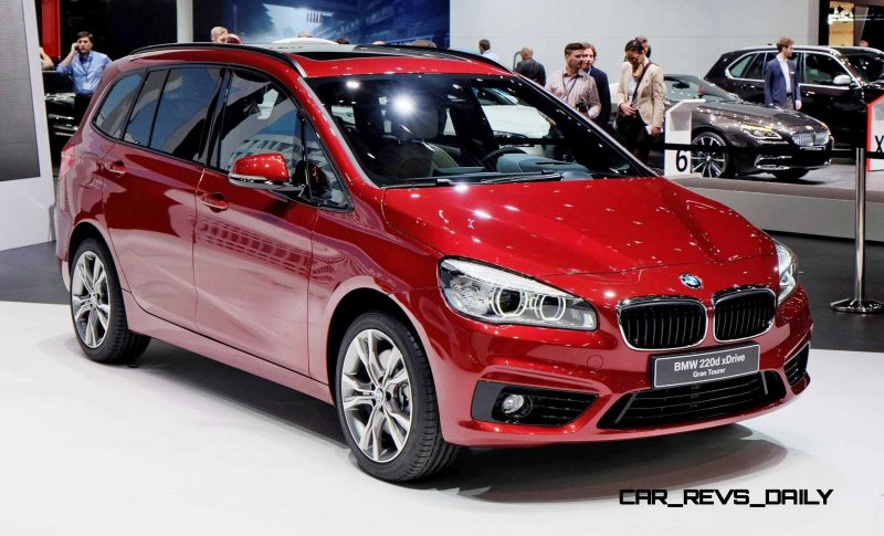 Geneva 2015 Gallery - BMW Stand In 40 Photos 8
