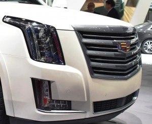 Geneva 2015 Gallery - Cadillac ATS-V and CTS-V + Euro-Spec Escalade Platinum 1