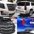 Geneva 2015 Gallery - Cadillac ATS-V and CTS-V + Euro-Spec Escalade Platinum 1-tile