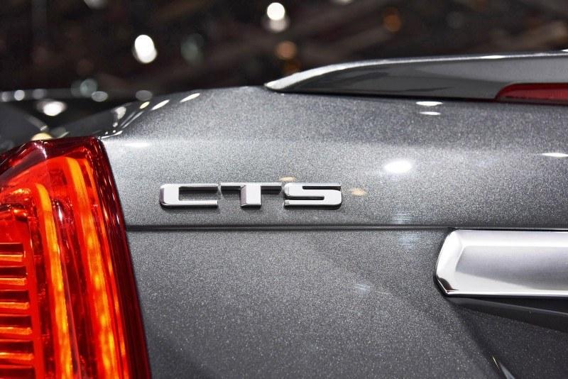 Geneva 2015 Gallery - Cadillac ATS-V and CTS-V + Euro-Spec Escalade Platinum 11