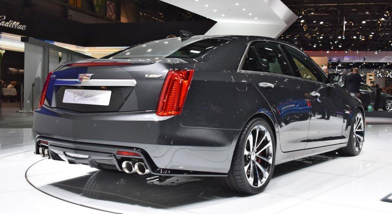Geneva 2015 Gallery - Cadillac ATS-V and CTS-V + Euro-Spec Escalade Platinum 12