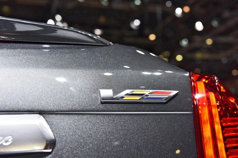 Geneva 2015 Gallery - Cadillac ATS-V and CTS-V + Euro-Spec Escalade Platinum 13