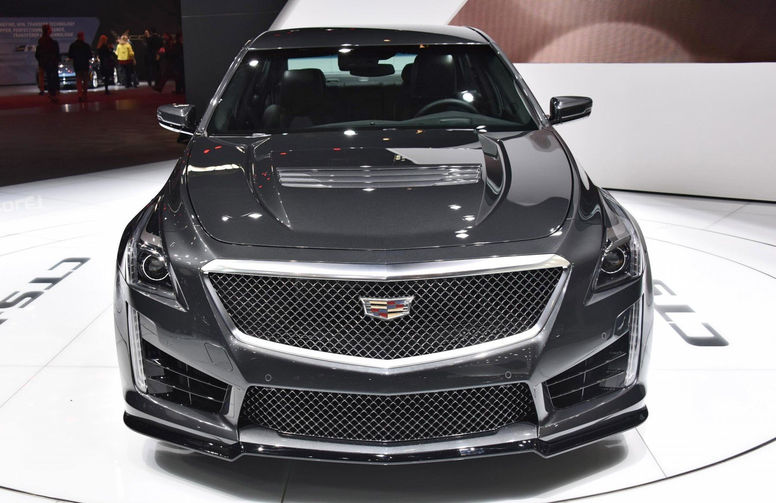 Geneva 2015 Gallery - Cadillac ATS-V and CTS-V + Euro-Spec Escalade Platinum 15
