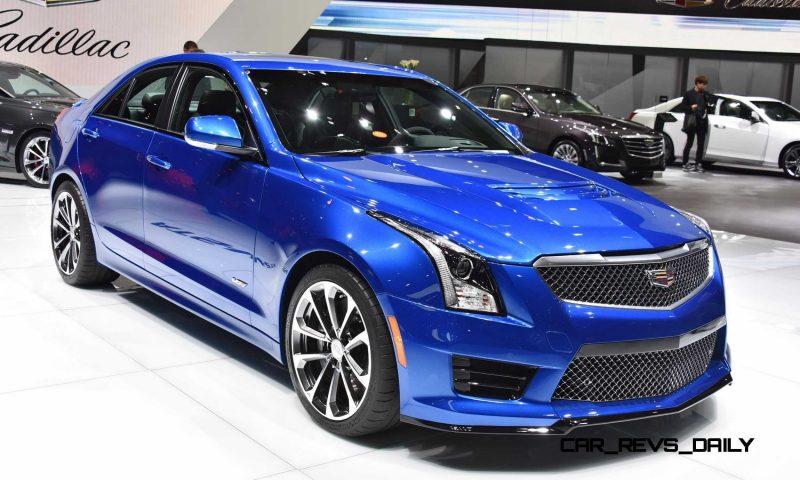 Geneva 2015 Gallery - Cadillac ATS-V and CTS-V + Euro-Spec Escalade Platinum 16