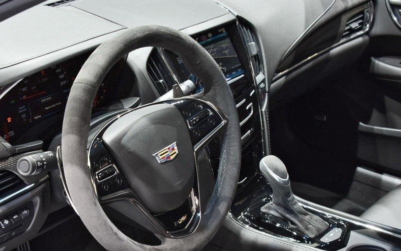 Geneva 2015 Gallery - Cadillac ATS-V and CTS-V + Euro-Spec Escalade Platinum 21