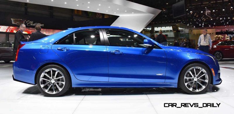 Geneva 2015 Gallery - Cadillac ATS-V and CTS-V + Euro-Spec Escalade Platinum 22
