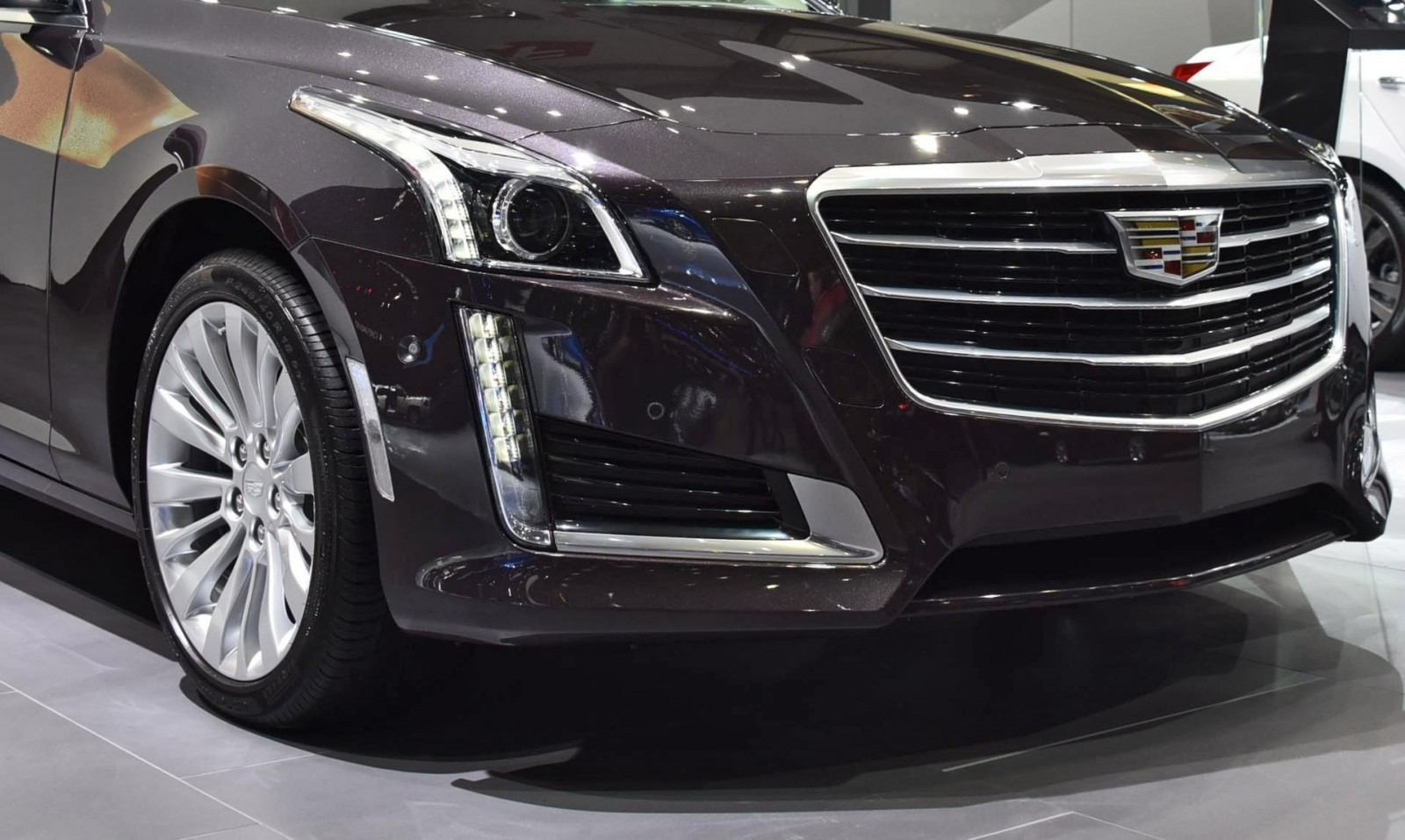 Geneva 2015 Gallery - Cadillac ATS-V and CTS-V + Euro-Spec Escalade Platinum 25