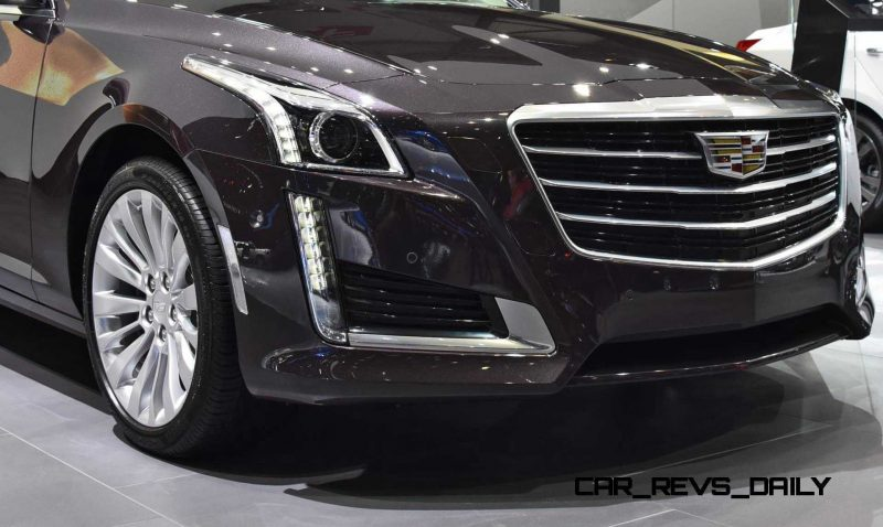 Geneva 2015 Gallery - Cadillac ATS-V and CTS-V + Euro-Spec Escalade Platinum 25