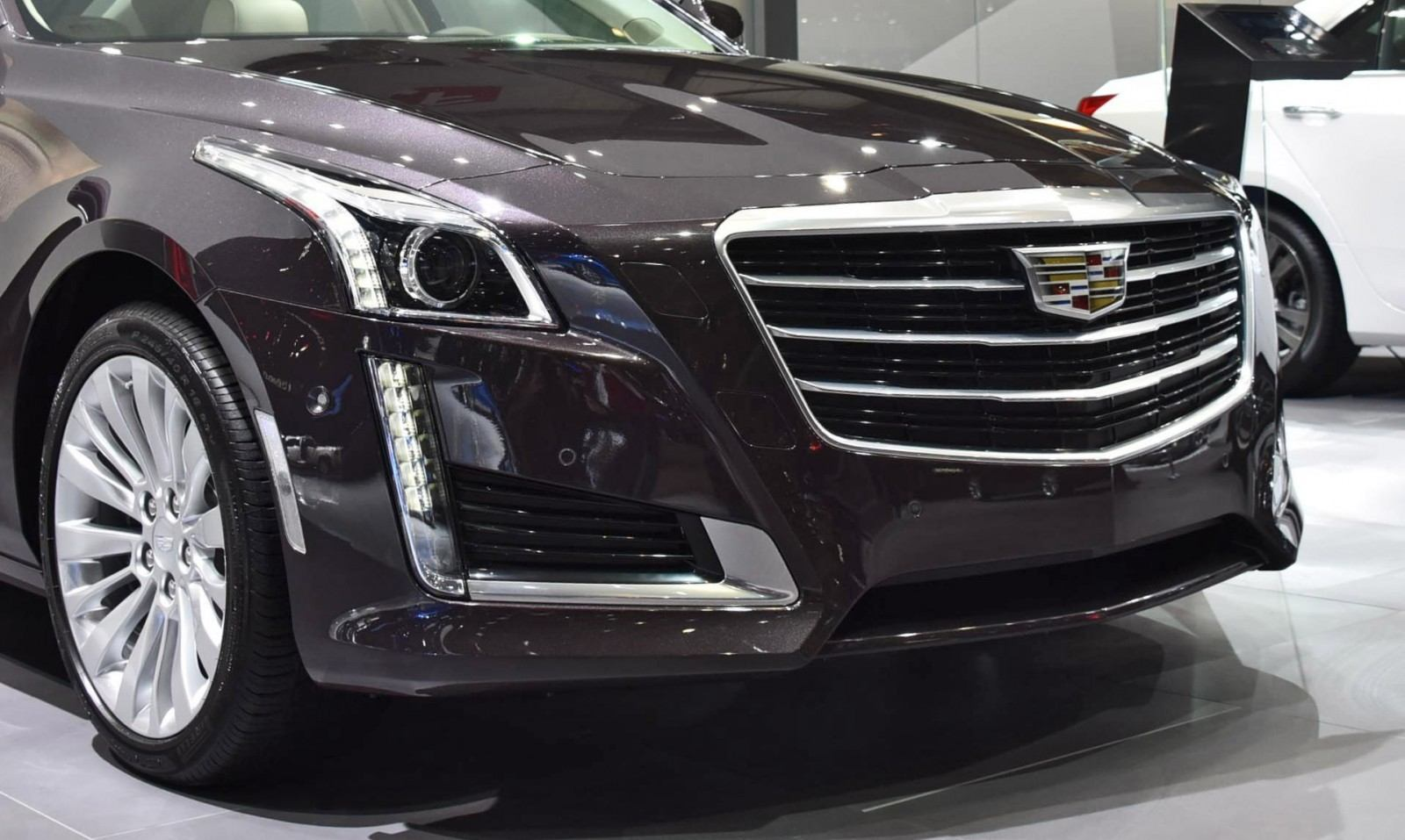 Geneva 2015 Gallery - Cadillac ATS-V and CTS-V + Euro-Spec Escalade Platinum