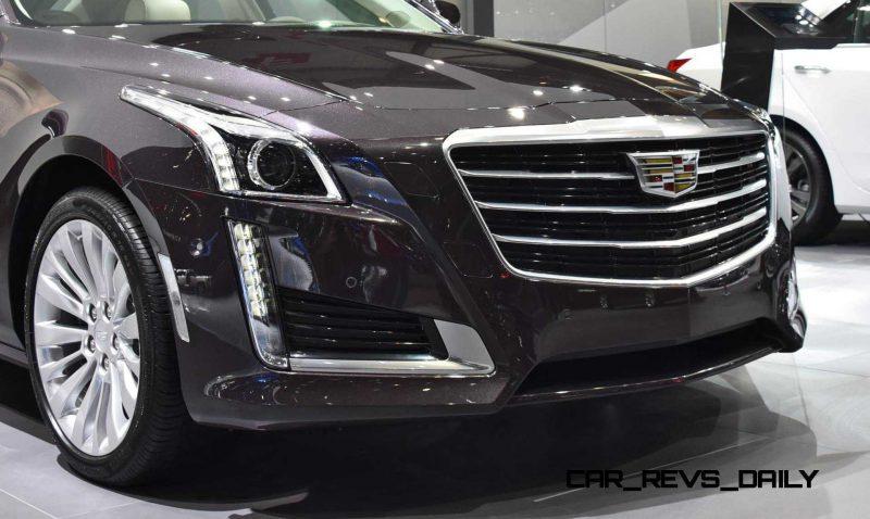 Geneva 2015 Gallery - Cadillac ATS-V and CTS-V + Euro-Spec Escalade Platinum 26