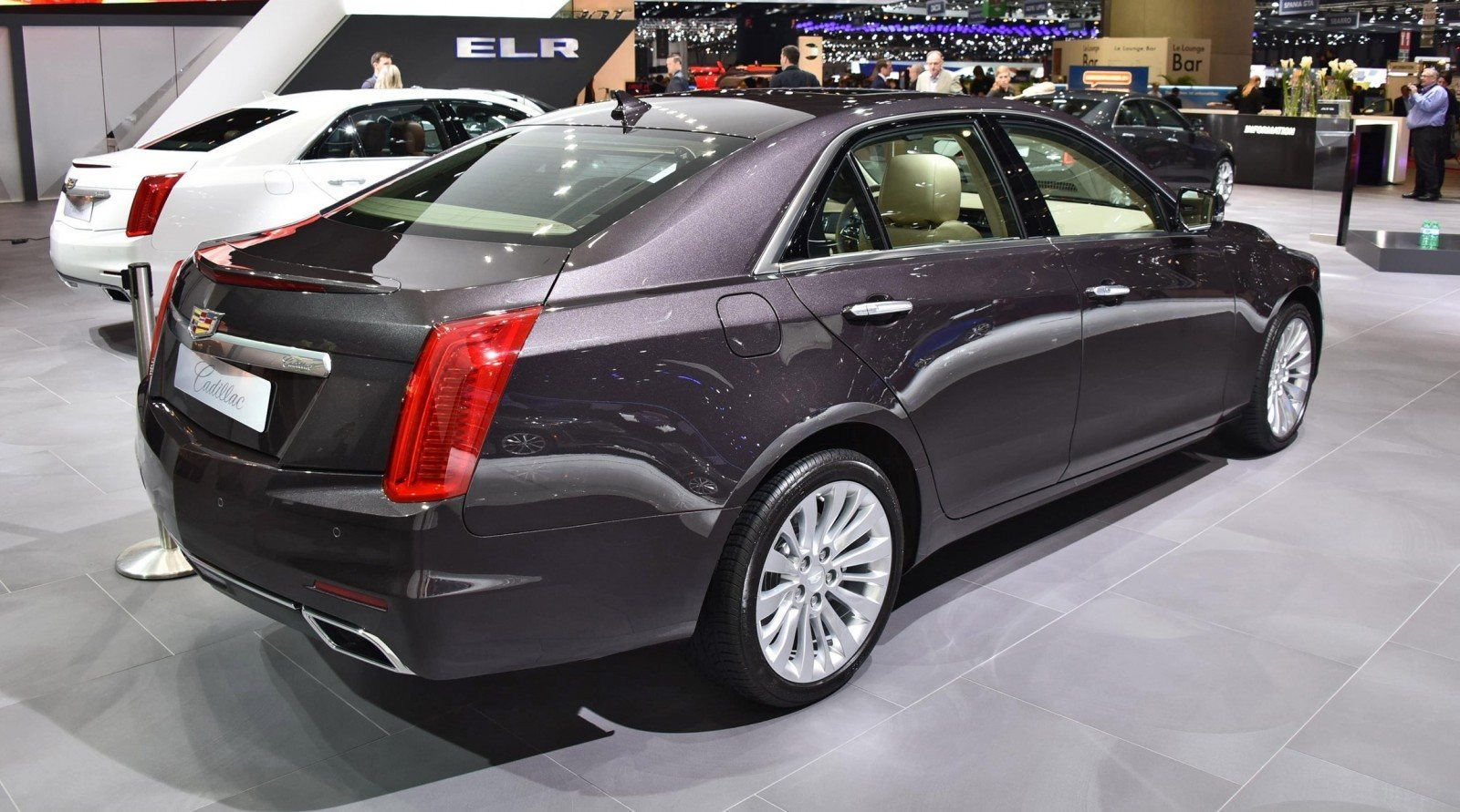 Geneva 2015 Gallery - Cadillac ATS-V and CTS-V + Euro-Spec Escalade Platinum 29