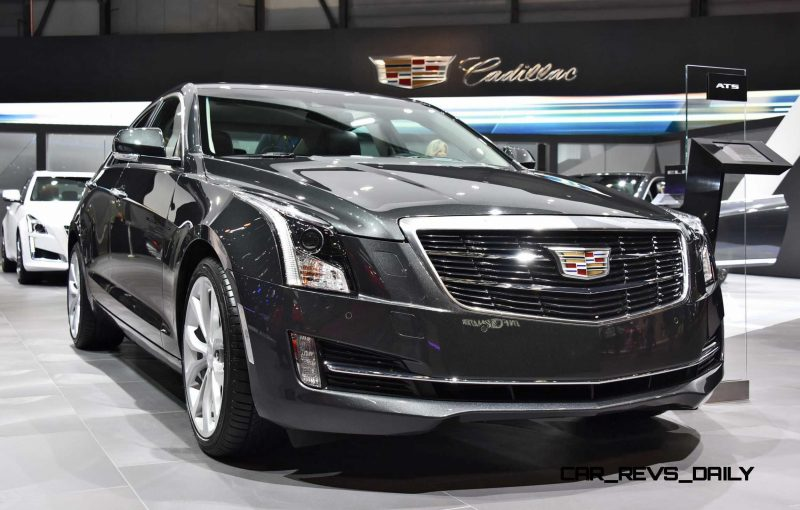 Geneva 2015 Gallery - Cadillac ATS-V and CTS-V + Euro-Spec Escalade Platinum 30
