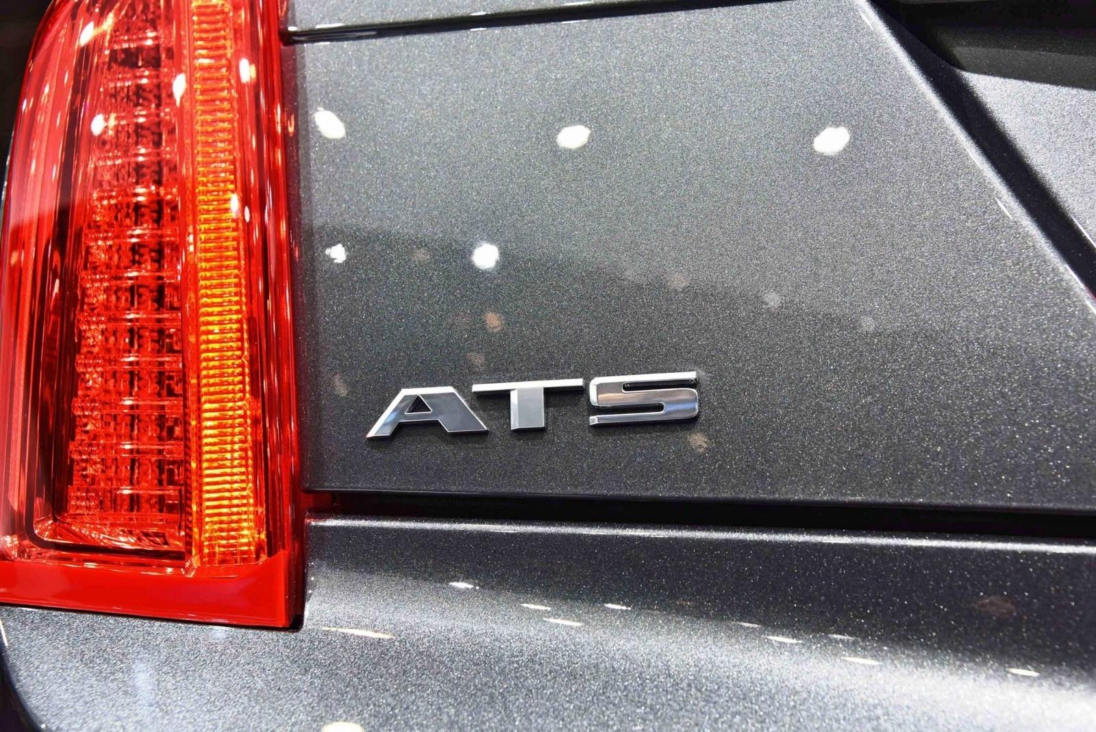 Geneva 2015 Gallery - Cadillac ATS-V and CTS-V + Euro-Spec Escalade Platinum 31