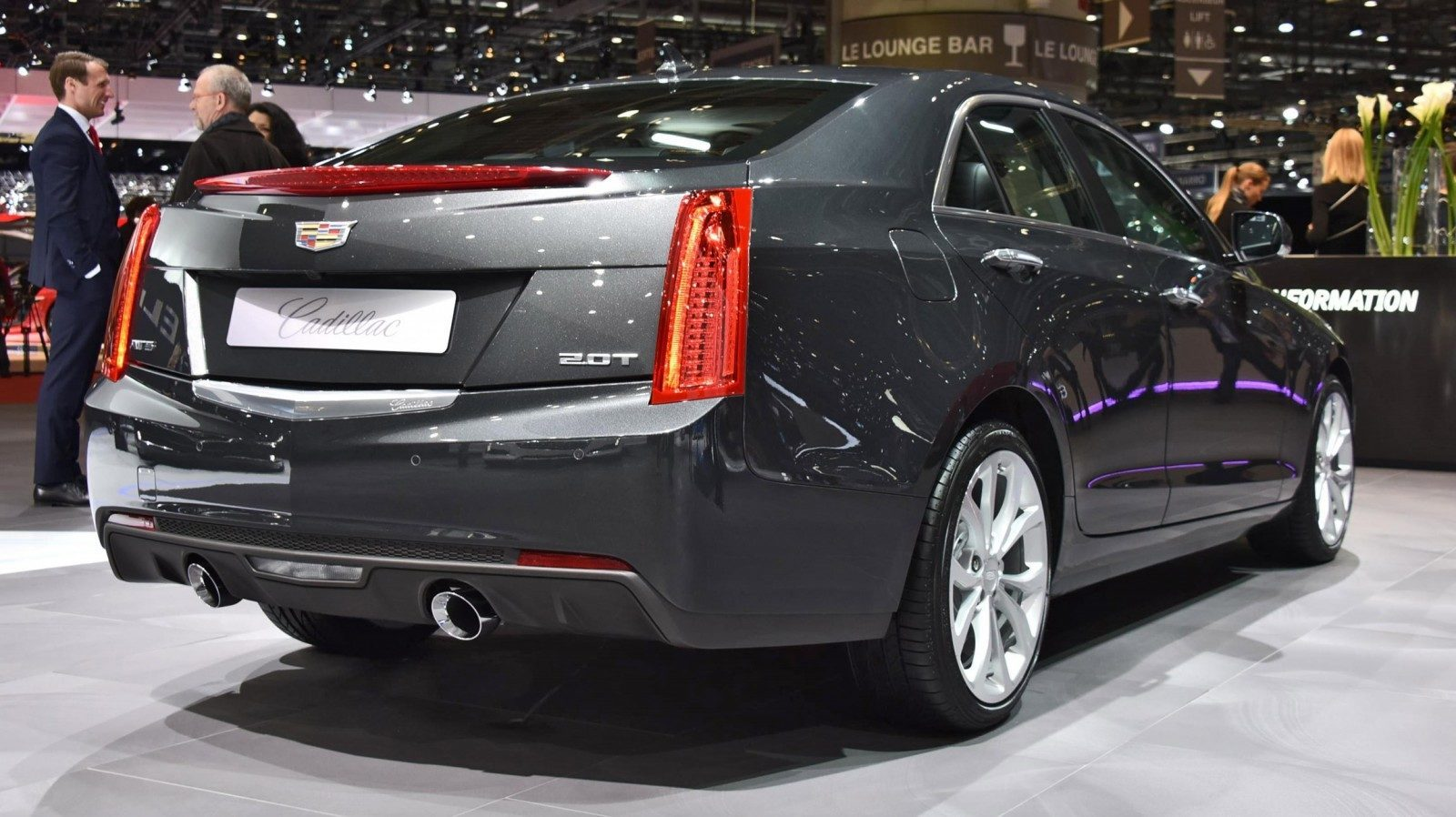 Geneva 2015 Gallery - Cadillac ATS-V and CTS-V + Euro-Spec Escalade Platinum 32