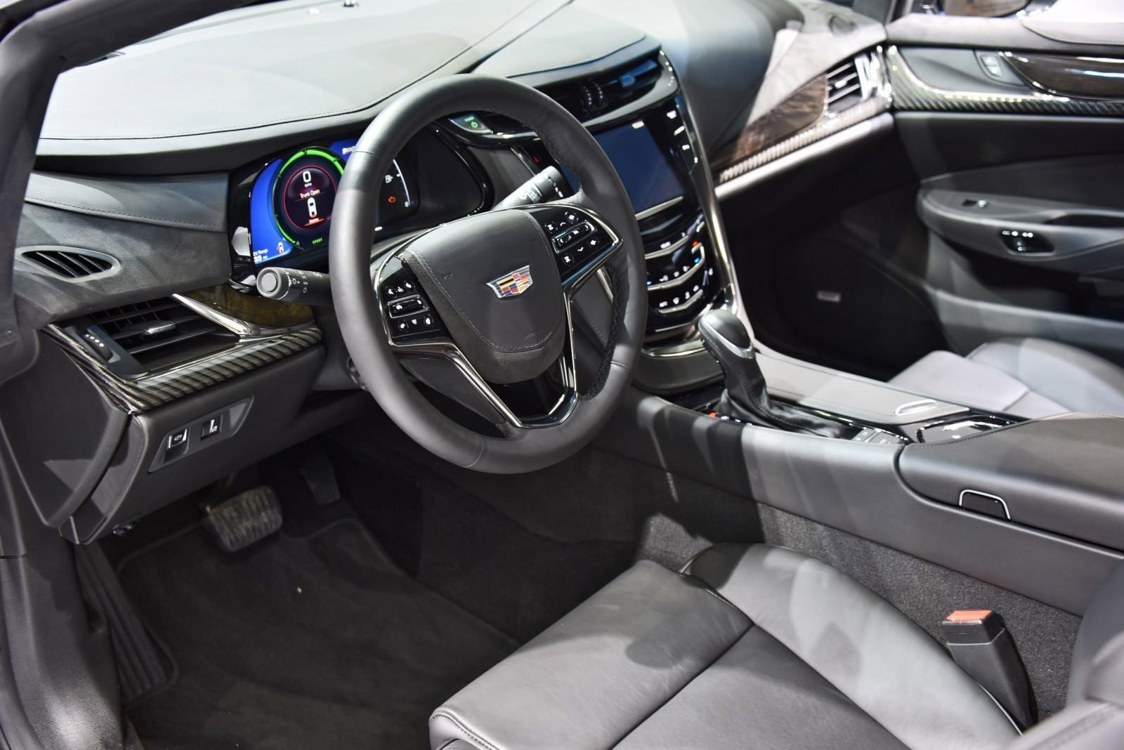 Geneva 2015 Gallery - Cadillac ATS-V and CTS-V + Euro-Spec Escalade Platinum 37