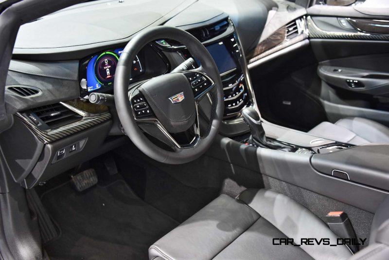 Geneva 2015 Gallery - Cadillac ATS-V and CTS-V + Euro-Spec Escalade Platinum 37