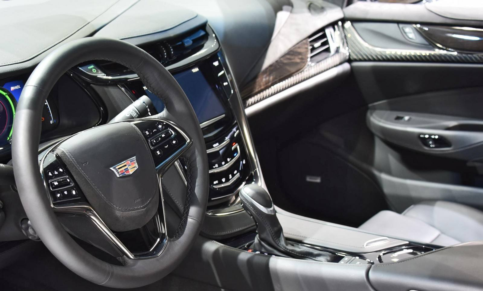 Geneva 2015 Gallery - Cadillac ATS-V and CTS-V + Euro-Spec Escalade Platinum 38