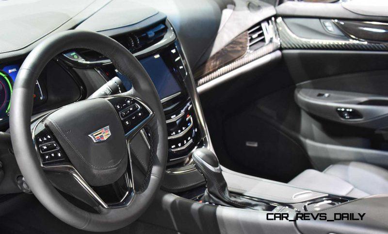 Geneva 2015 Gallery - Cadillac ATS-V and CTS-V + Euro-Spec Escalade Platinum 38
