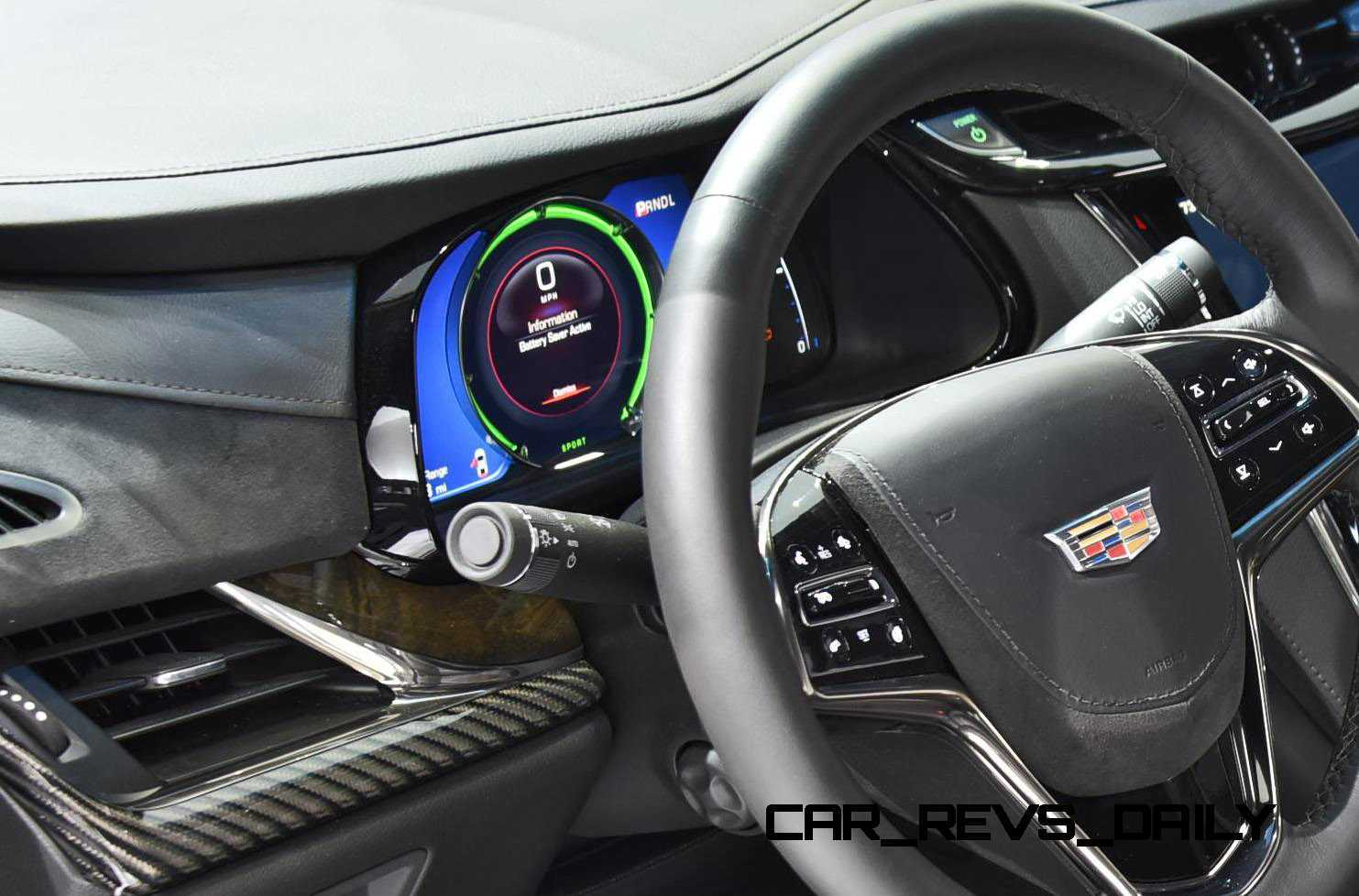 Geneva 2015 Gallery - Cadillac ATS-V and CTS-V + Euro-Spec Escalade Platinum 39